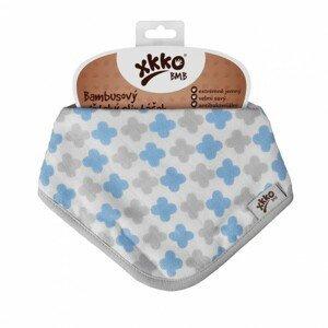 XKKO BMB Scandinavian Baby Blue Cross (1ks)
