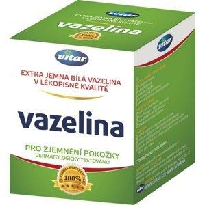 Vitar vazelína biela lekárska 110g