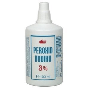 Peroxid vodíka 3% liq 100ml