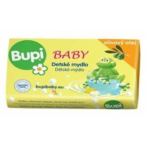Bupi BABY Tuhé mydlo s olivovým olejom 100g