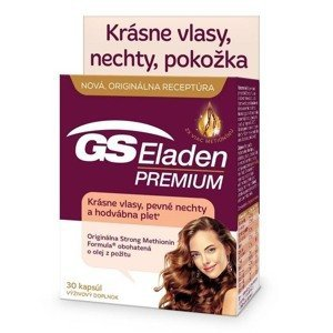 GS Eladen Premium 30 kapsúl