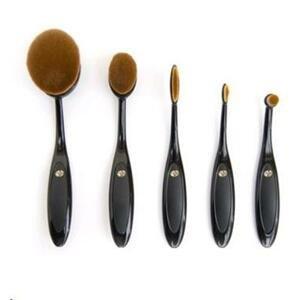 RIO Microfibre Brush Set 5pc