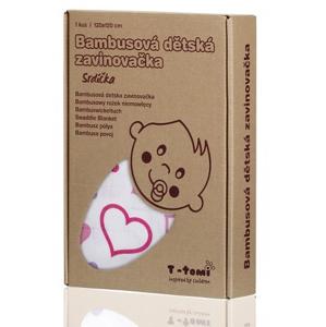 T-Tomi Nohavičková plienka AIO - Prebalovací set Patentky Animals