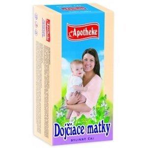 Apotheke Čaj pre dojčiace matky 20x1,5g