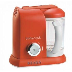 Parný varič + mixér BABYCOOK SOLO paprika