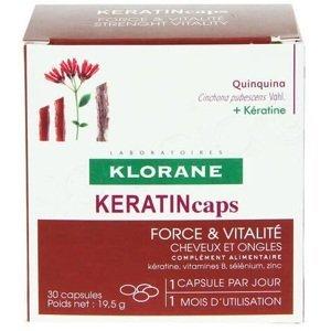 Klorane Keratin 30 tobolek
