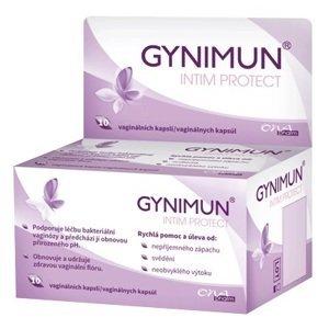 GYNIMUN INTIM PROTECT vaginálne kapsuly, 10 ks