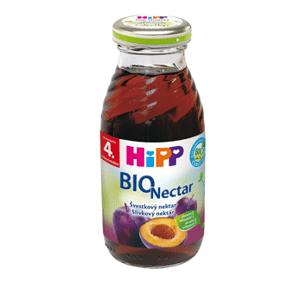 HiPP Šťava Slivkový nektár 200 ml