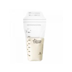 Tommee Tippee Vrecká na materské mlieko 36ks