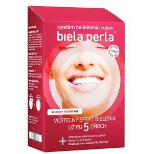 Biela perla Systém na bielenie zubov