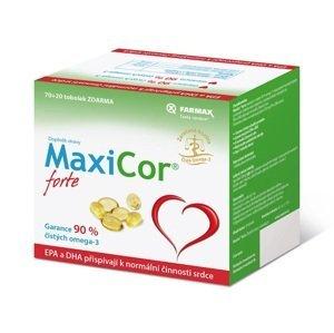 FARMAX MaxiCor forte cps 70+20 zadarmo