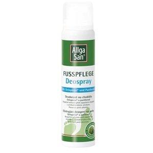 ALLGA SAN deospray na nohy aerosol 100 ml