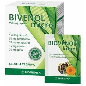 BIOMEDICA BIVENOL micro tbl 60+10 zadarmo