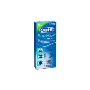 Oral-B Super floss ZUBNÁ NIŤ na 50 použití