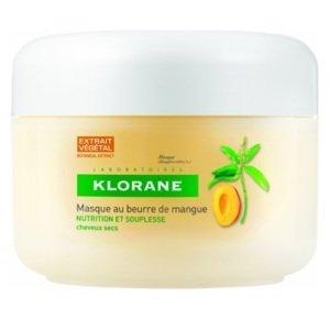 KLORANE - Maska s mangovým maslom 150ml