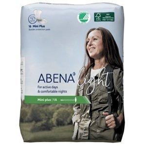 ABENA Light Mini Plus 1A absorpčné vložky, priedušné, savosť 200 ml, 1x16 ks
