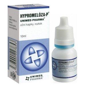 HYPROMELOZA-P roztok na očnú instiláciu 10ml