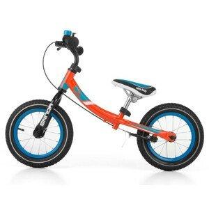Detské odrážadlo bicykel Milly Mally Young orange