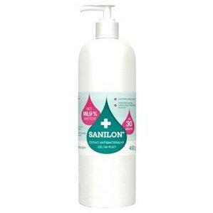 SANILON čistiaci antibakteriálny gél na ruky 1x450 g