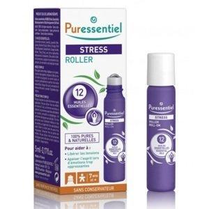 Puressentiel Stress Roll - On 12 essential oils
