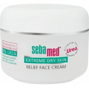 Sebamed extreme dry skin 5% urea krém na tvár 50ml
