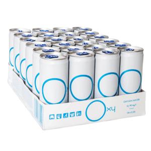 Oxywater kyslíková voda 24x250ml