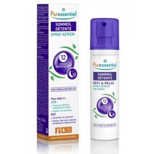 Puressentiel Na uvolnenie a oddych - 12 esencialnych olejov