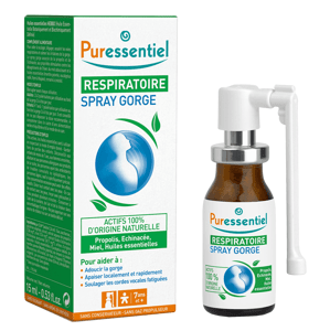 Puressentiel Respiratory Throat spray 15 ml