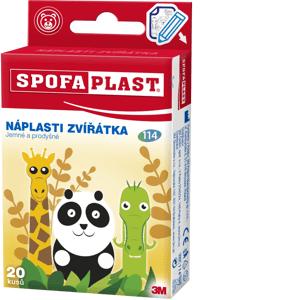 3M Spofaplast Náplasti pre deti Zvieratká 20ks