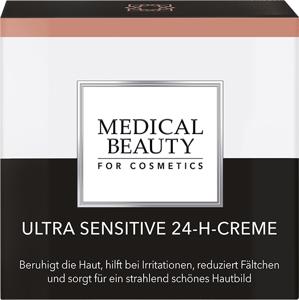 Medical Beauty for cosmetics ULTRA SENSITIVE 24-H Krém 50ml