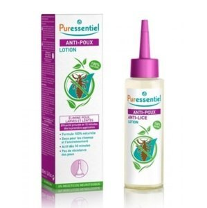 Puressentiel Anti-Lice Lotion - 100 ml Roztok proti vším