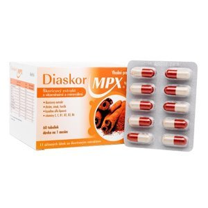 Diaskor MPX 60 kapsúl