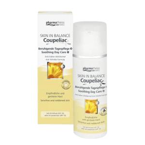 Skin in Balance Coupeliac upokojujúci denný krém plus proti vráskam 50ml