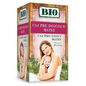 HERBEX BIO Tea Pre dojčiace matky 20x1,5 g