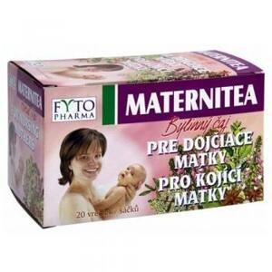 FYTO MATERNITEA Bylinný čaj pre dojčiace matky 20x1,5 g
