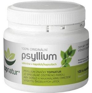 Topnatur Psyllium 100 kapsúl
