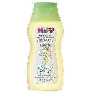 HiPP BabySANFT Jemný pleťový olej 200ml