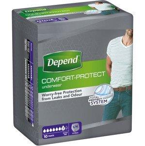 Naťahovacie nohavičky Depend® Normal pre mužov S/M 10ks