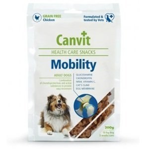Canvit Mobility snacks Chicken 200g