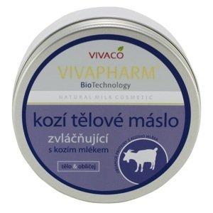VIVAPHARM Kozie telové maslo 200ml
