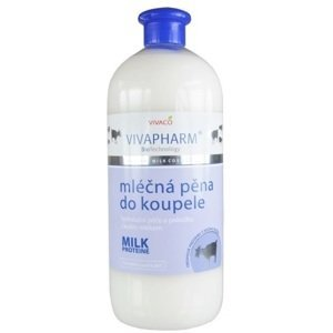 VIVAPHARM Kozia mliečna pena do kúpeľa hydratačná 1000 ml