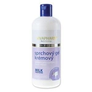 VIVAPHARM Kozí sprchový gél 400 ml