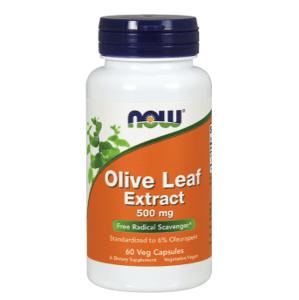 Now Foods Olivový extrakt 500mg 60 veg kapsúl