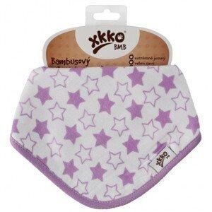 XKKO BMB - Slintáčik Little Stars Lilac (1ks)
