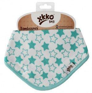 XKKO BMB - Slintáčik Little Stars Turquoise (1ks)
