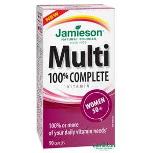 Jamieson Multi Complete Women 50+ 90 tabliet