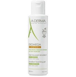 A-derma Exomega control gel moussant émollient zvláčňujúci penivý gél 500 ml