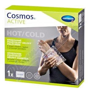 Cosmos ACTIVE Opakovane použiteľný gélový vankúšik hot/cold 1x1 ks