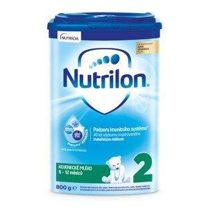 Nutrilon 2 následná mliečna dojčenská výživa v prášku 1x800g