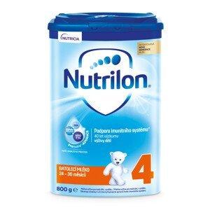 Nutrilon 4 batoľacia mliečna výživa v prášku 1x800g